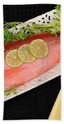 Red Snapper. Beach Sheet