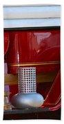 Red Truck Beach Sheet