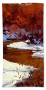 Red Willow Creek Beach Towel