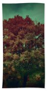 Reed Tree Beach Towel