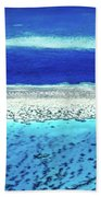 Reefs Edge Beach Towel