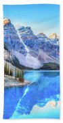 Reflect On Nature Beach Towel
