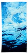 Reflections And Shadows Beach Towel