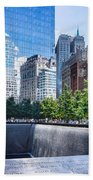 Reflections At 911 Memorial Beach Towel