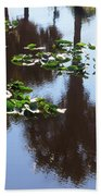 Reflections Beach Towel