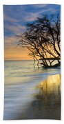 Reflections Of Paradise Beach Towel