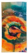 Reflections Of The Universe No. 2051 Beach Towel