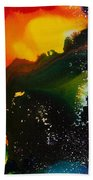 Reflections Of The Universe No. 2318 Beach Towel