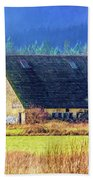 Refuge Barn Beach Towel