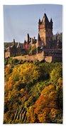 Reichsburg Castle Beach Sheet