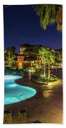 Relaxation Vacation Beach Towel