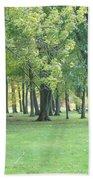 Relaxing Tranquility Beach Towel