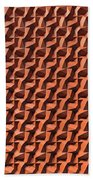Relief D1 Leather Beach Towel
