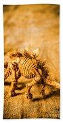 Restoration In Extinction  Beach Towel