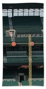 Retired Numbers Of The Orioles Greatest Ever Beach Towel