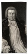 Rev Robert Gray 1762 To 1834 Bishop Of Beach Towel