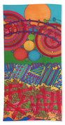 Rfb0426 Beach Towel