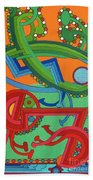Rfb0430 Beach Towel