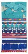Rfb0432 Beach Towel