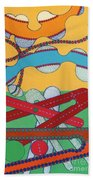 Rfb0433 Beach Towel