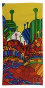 Rfb0508 Beach Towel