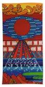 Rfb0511 Beach Towel