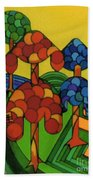 Rfb0544 Beach Towel