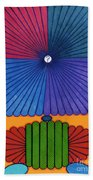 Rfb0577 Beach Towel