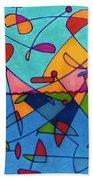 Rfb0579 Beach Towel