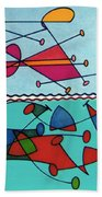 Rfb0580 Beach Towel