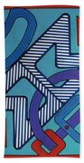 Rfb0620 Beach Towel