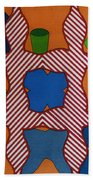 Rfb0806 Beach Towel