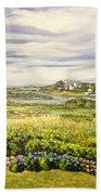 Rhode Island Coast Beach Towel