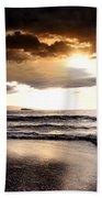 Rhythm Of The Island Beach Towel