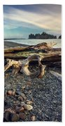 Rialto Beach Washington Beach Towel