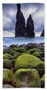 Ribeira Da Janela Beach Towel
