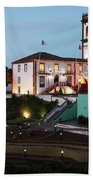 Ribeira Grande Town Hall Beach Towel