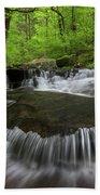 Ricketts Glen State Park Pennsylvania Beach Towel