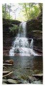 Ricketts Glen Waterfall Beach Sheet