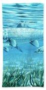 Ride The Tide Beach Sheet