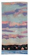 Ridge Stratocumulus Beach Towel