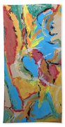 Ring Of Fire Beach Towel