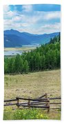 Rio Grande Headwaters Beach Towel