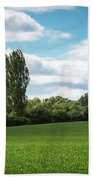 Ripon Cathedral Beach Towel