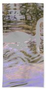 Ripples Subdued Beach Towel