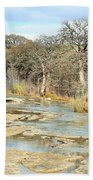 River Bottom Beach Towel