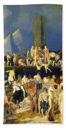 River Front Beach Towel