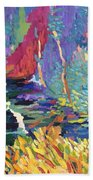 Creek Beach Towel