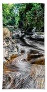 River Of Dreams Beach Towel
