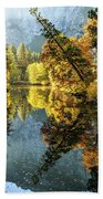 River Reflections Beach Towel